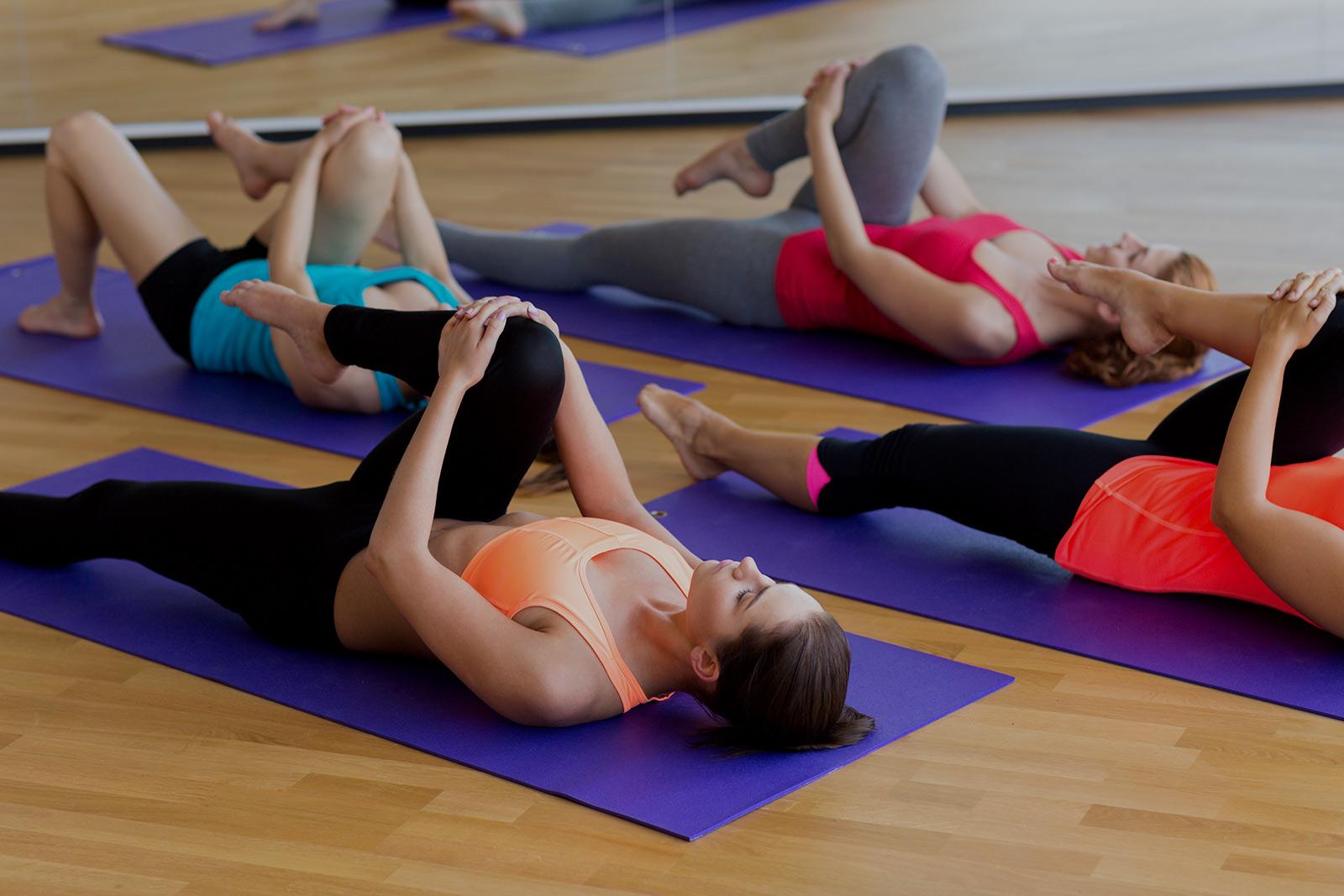 Helen Williams Yoga Classes
